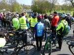 Anradeln im Rodachtal April 2017